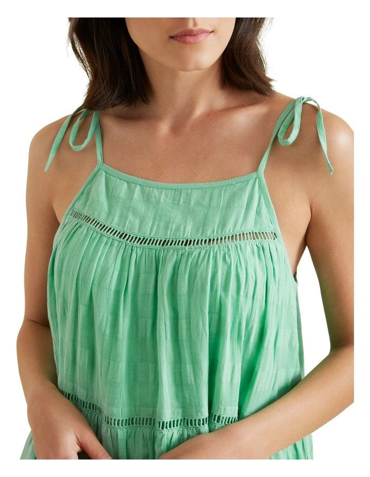 Self Check Mini Dress image 4