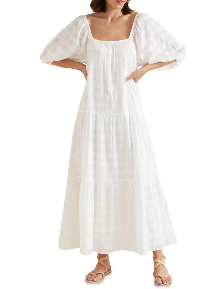 Self Check Tiered Dress image 1