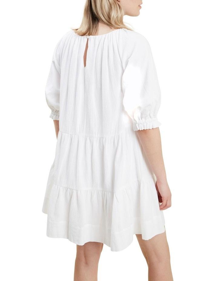 Tiered Mini Dress image 3