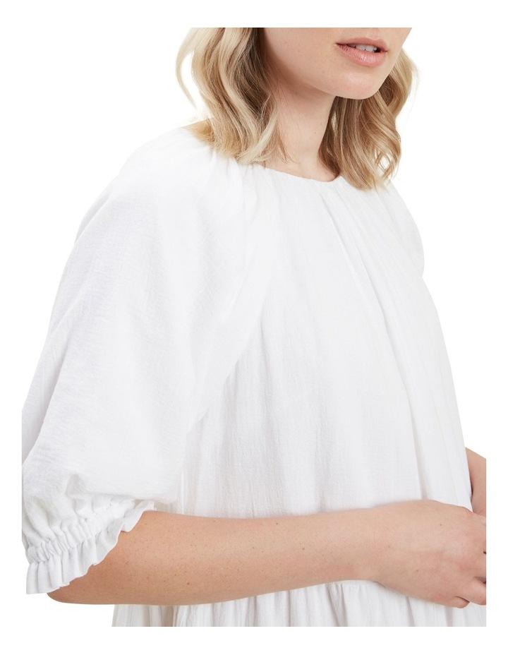 Tiered Mini Dress image 4
