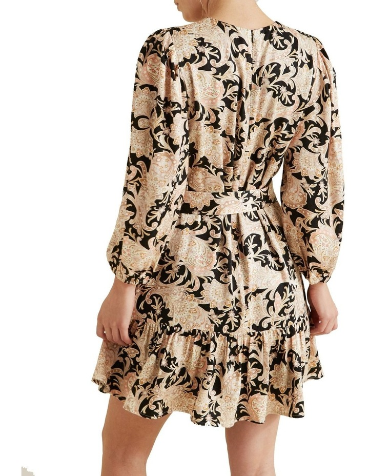Belted Mini Dress image 3