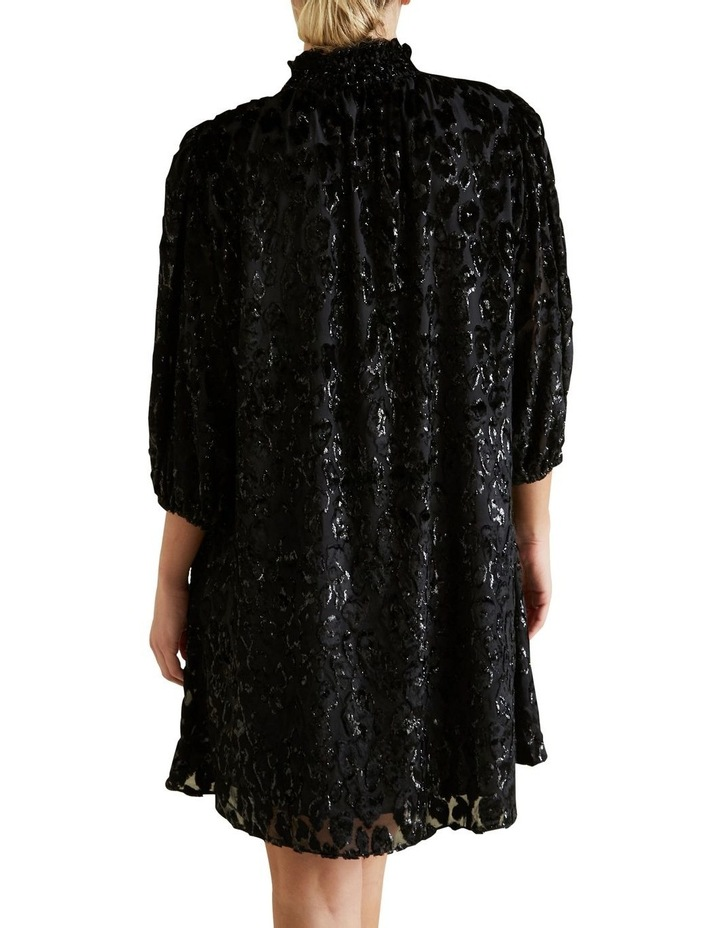 Ocelot Metallic Dress image 3