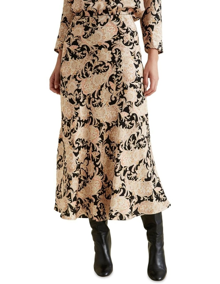 Paisley Swing Skirt image 1