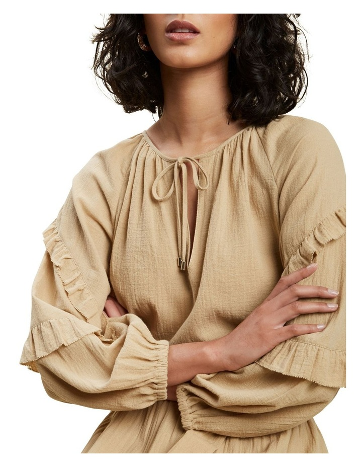 Frill Sleeve Blouse image 4