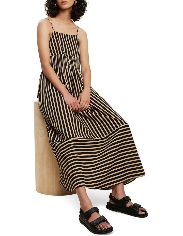 Pintuck Maxi Dress image 1