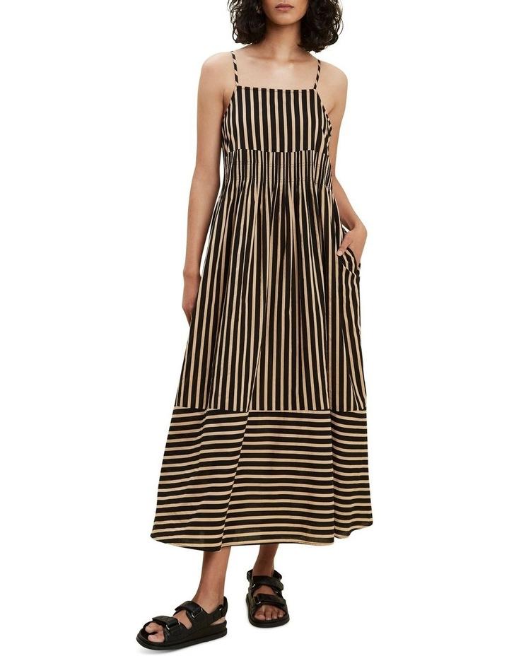 Pintuck Maxi Dress image 2