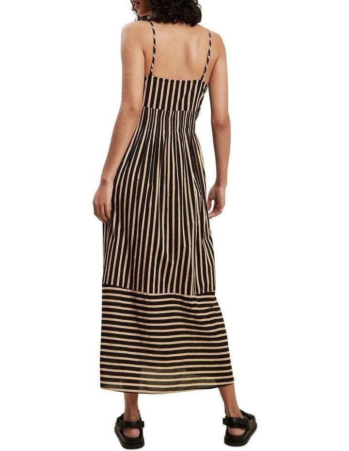 Pintuck Maxi Dress image 3