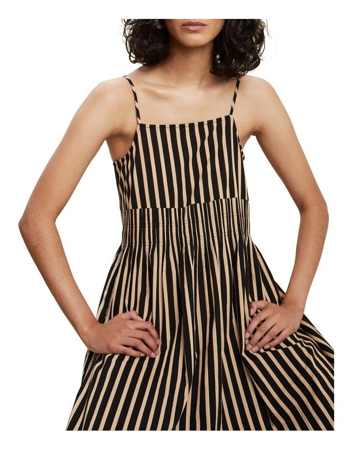 Pintuck Maxi Dress image 4