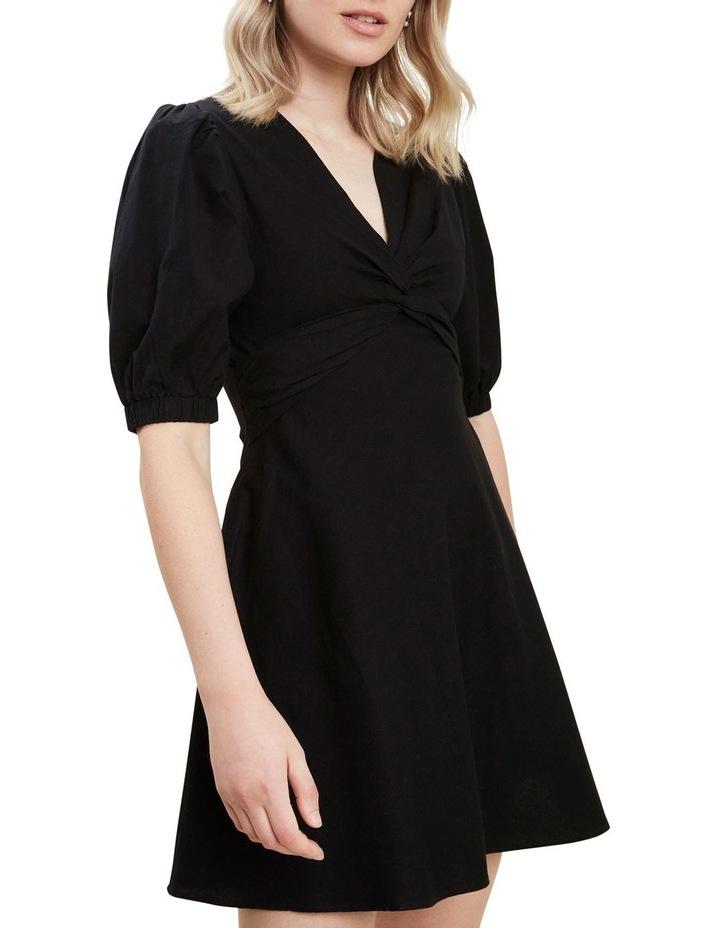Twist Mini Dress image 1