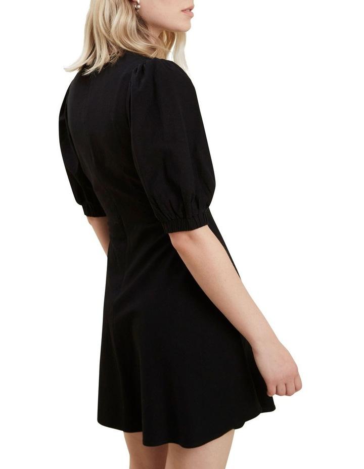 Twist Mini Dress image 3