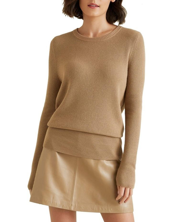 Relaxed Drape Knit image 1