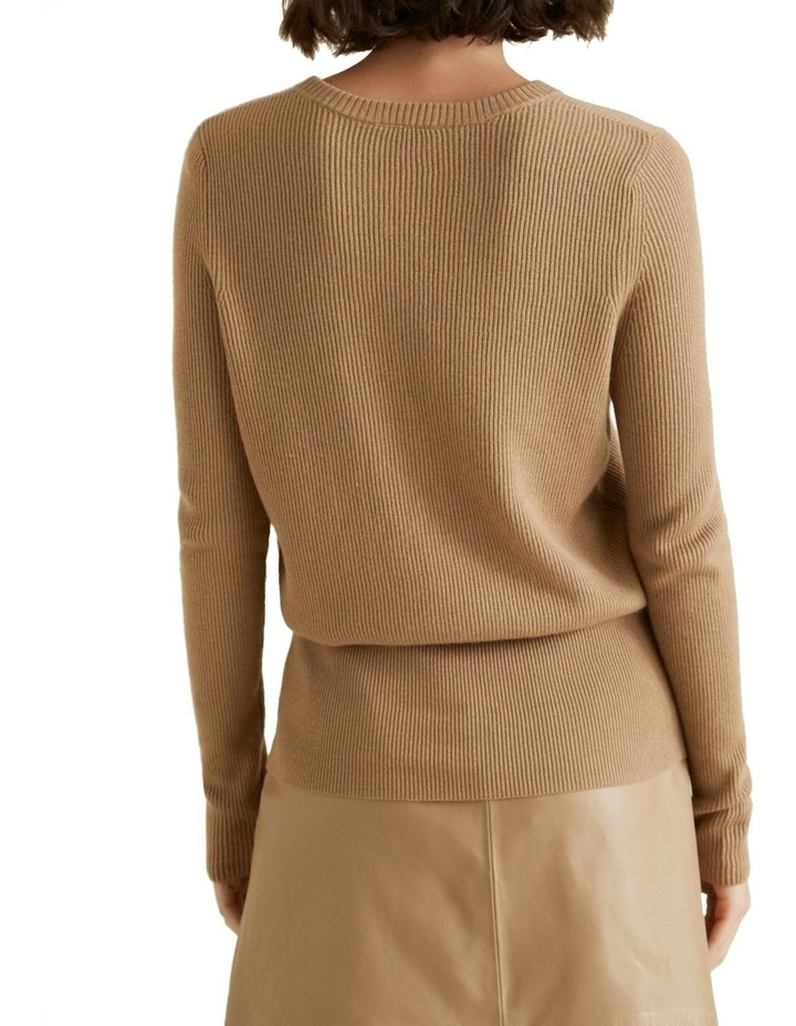 Relaxed Drape Knit image 3