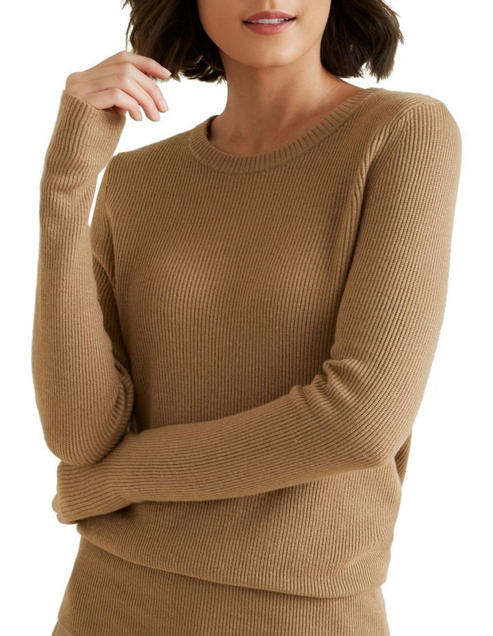 Relaxed Drape Knit image 4