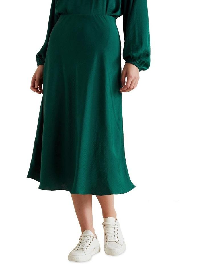 Midi Swing Skirt image 1