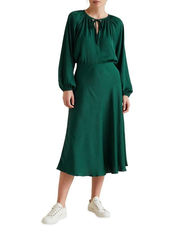 Midi Swing Skirt image 2