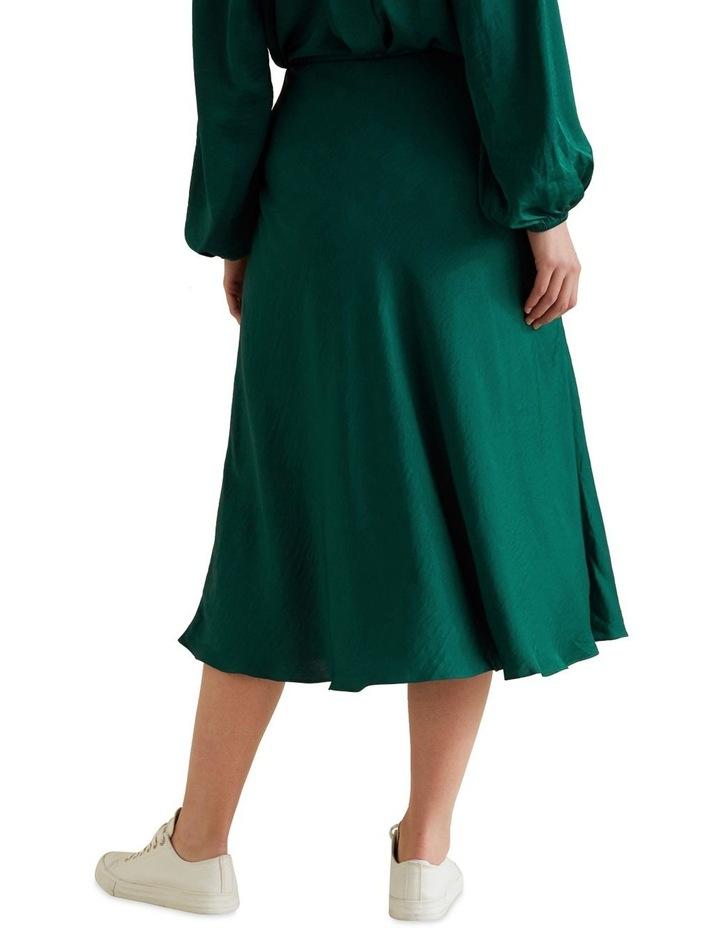 Midi Swing Skirt image 3