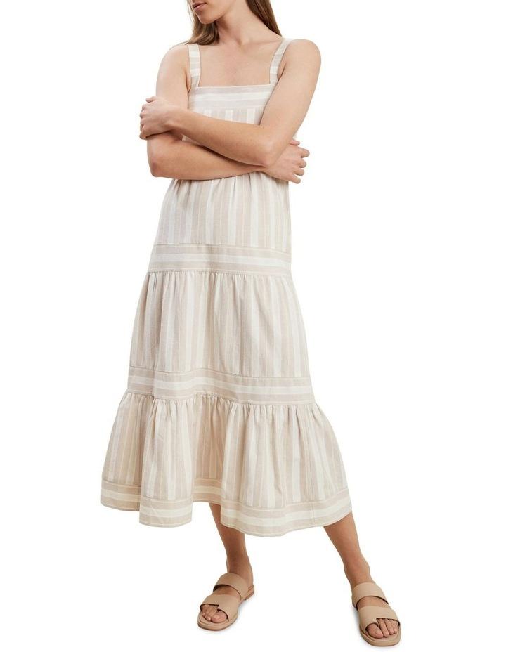 Stripe Midi Dress image 2