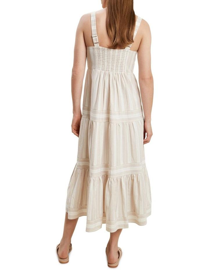 Stripe Midi Dress image 3