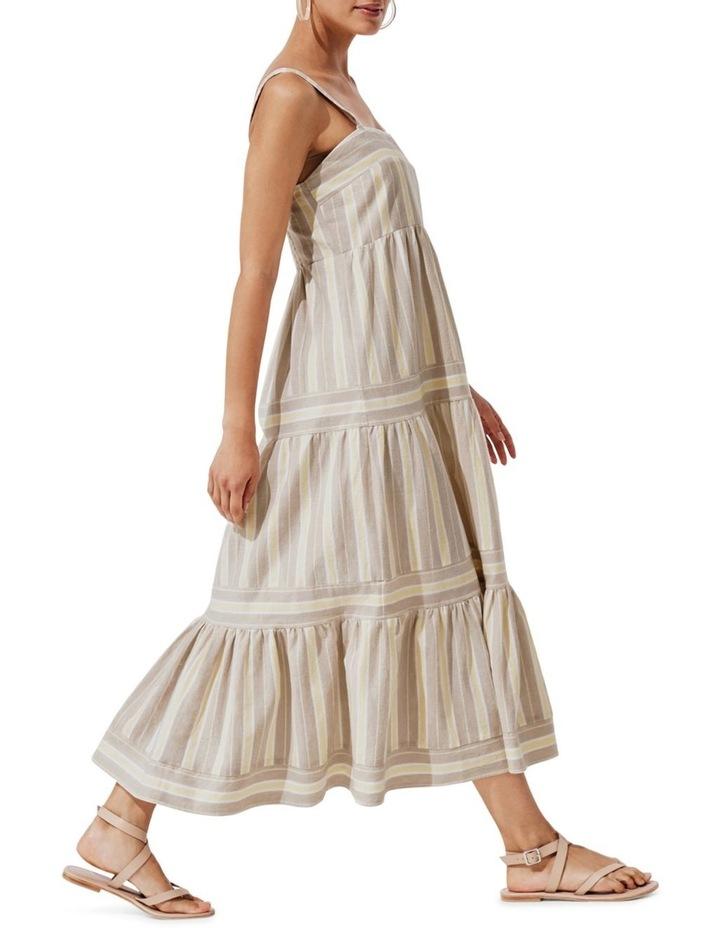 Stripe Midi Dress image 5