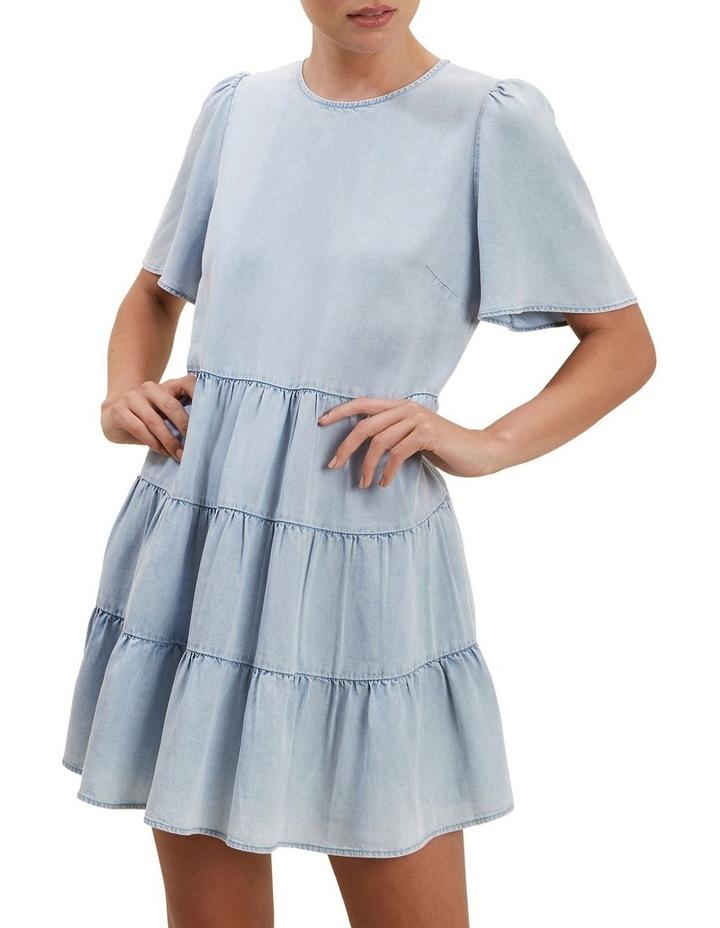 Tencel Mini Dress image 1