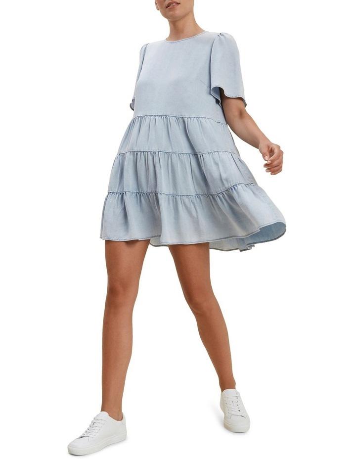 Tencel Mini Dress image 2