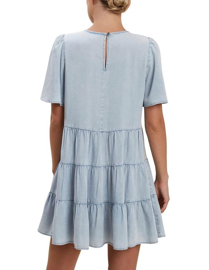 Tencel Mini Dress image 3