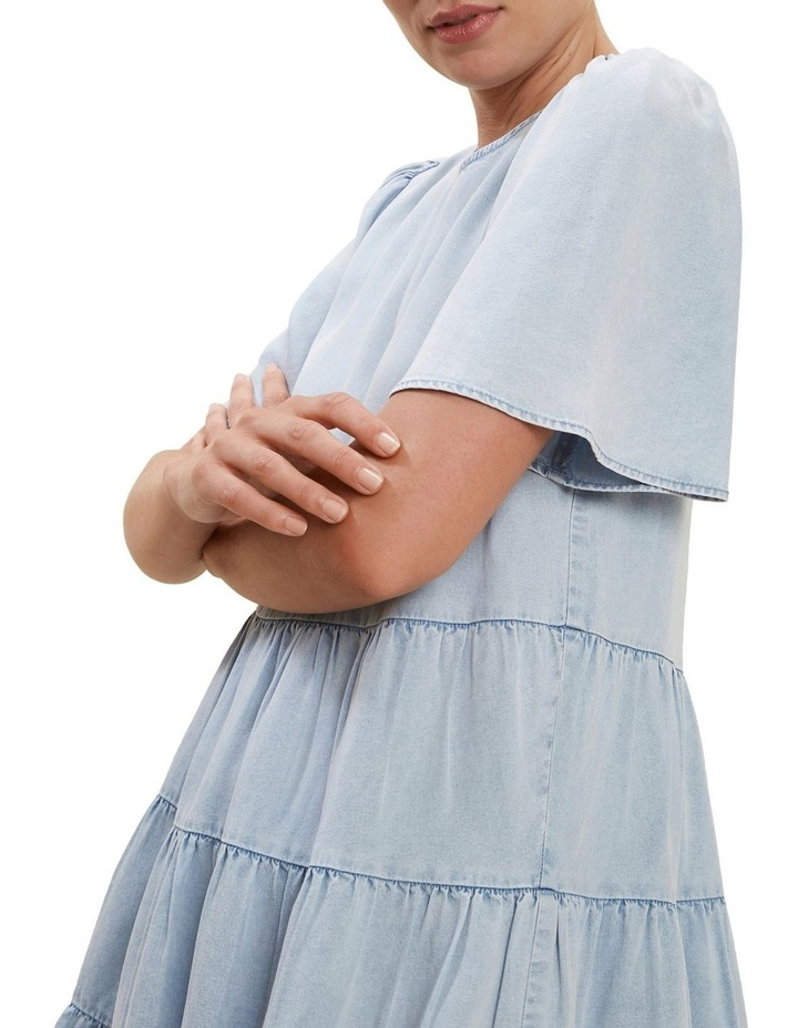 Tencel Mini Dress image 4
