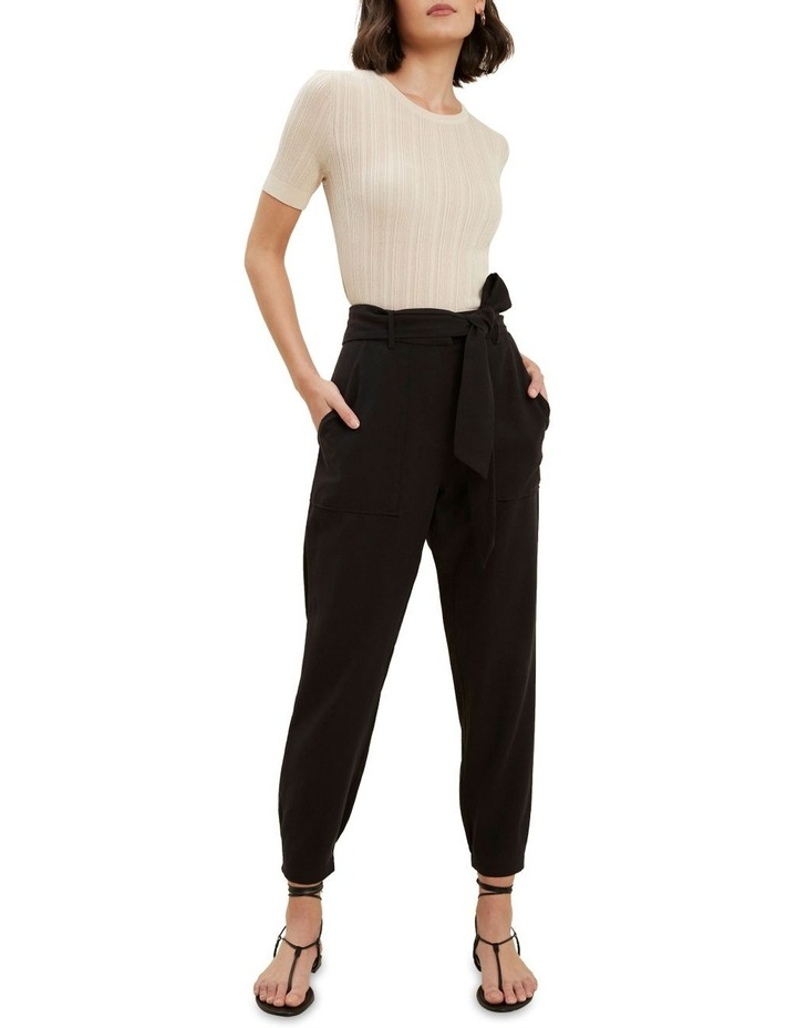 Tie Up Tapered Pant image 2