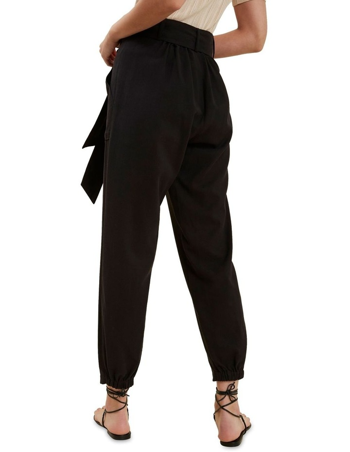 Tie Up Tapered Pant image 3