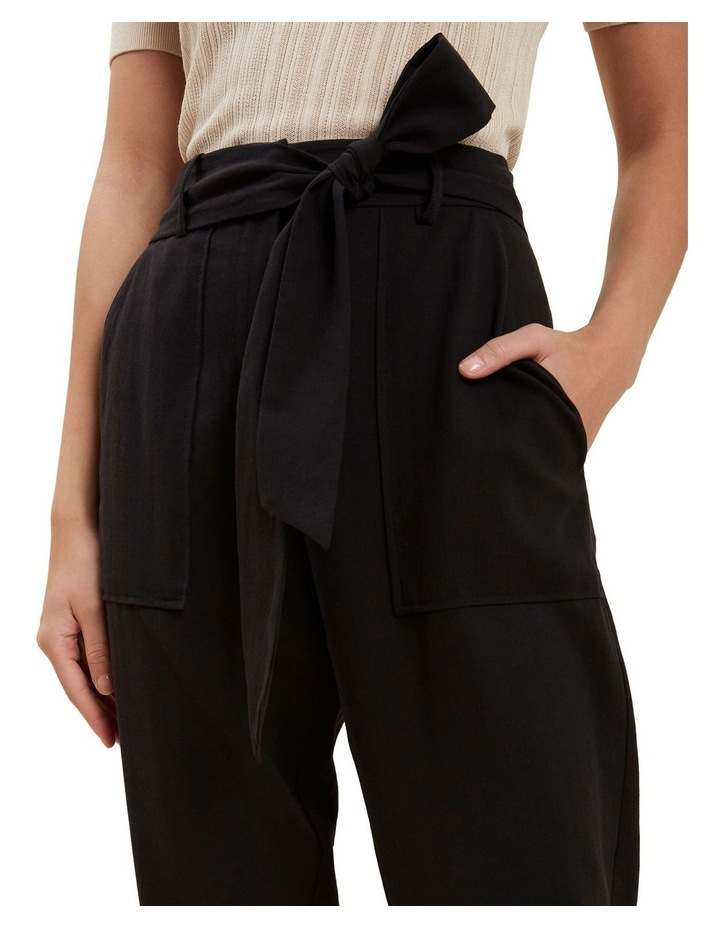 Tie Up Tapered Pant image 4