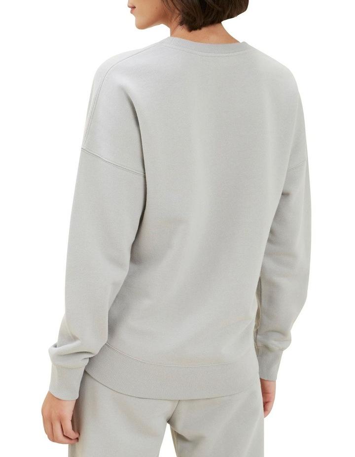 Basic Terry Sweater image 3