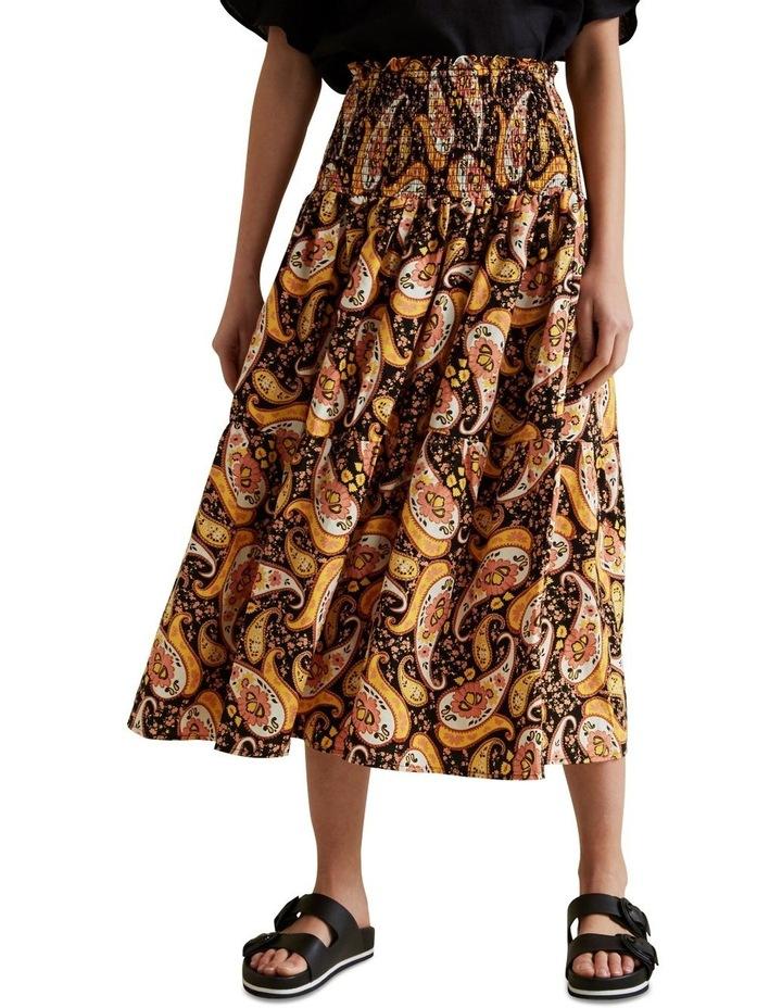 Resort Paisley Skirt image 1