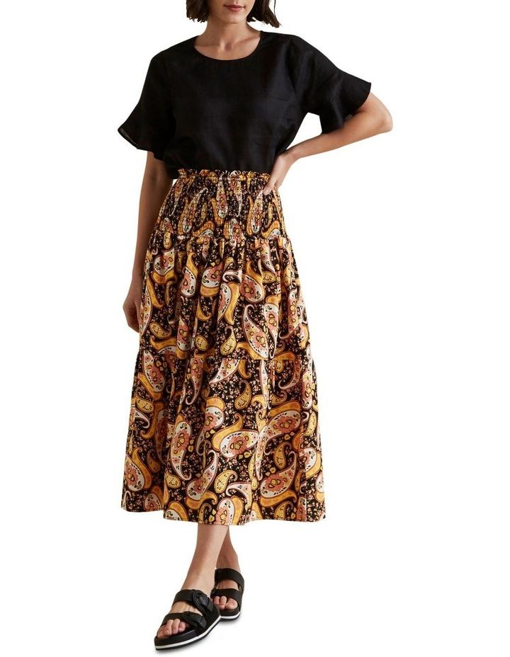 Resort Paisley Skirt image 2