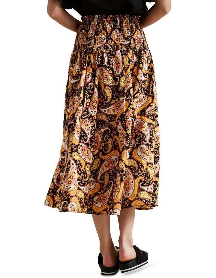 Resort Paisley Skirt image 3