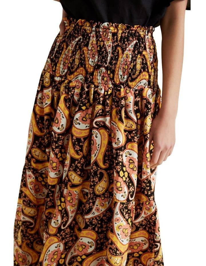 Resort Paisley Skirt image 4