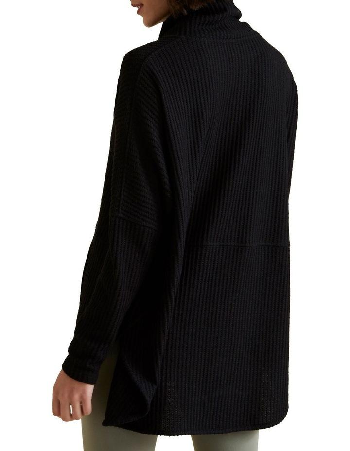 Cosy Waffle Sweater image 3