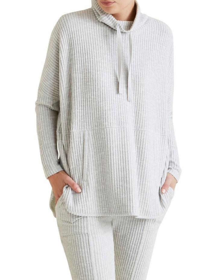 Cosy Waffle Sweater image 1