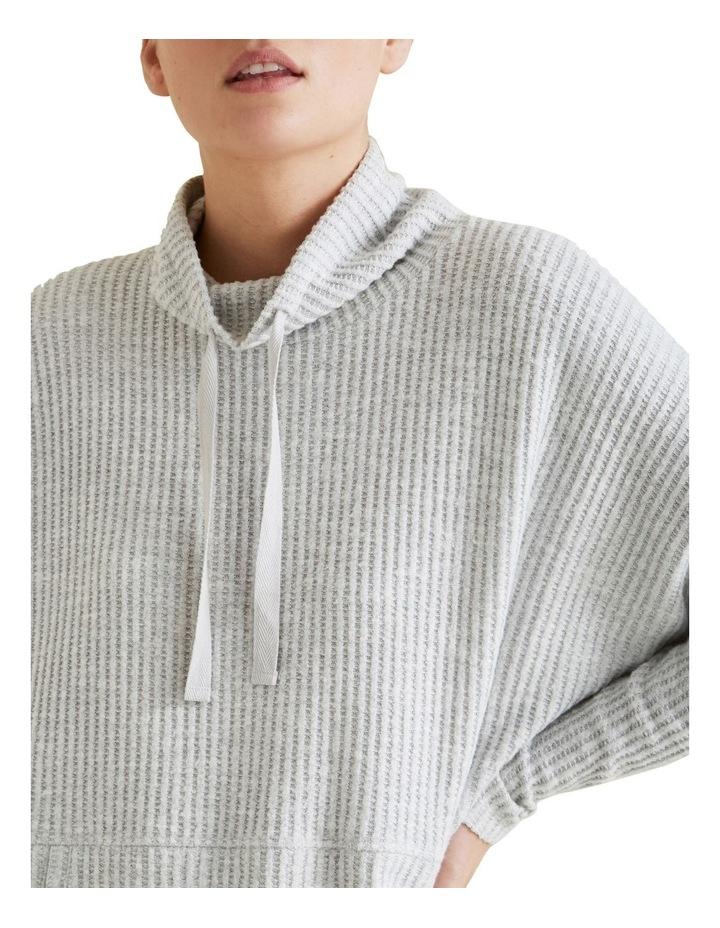 Cosy Waffle Sweater image 4