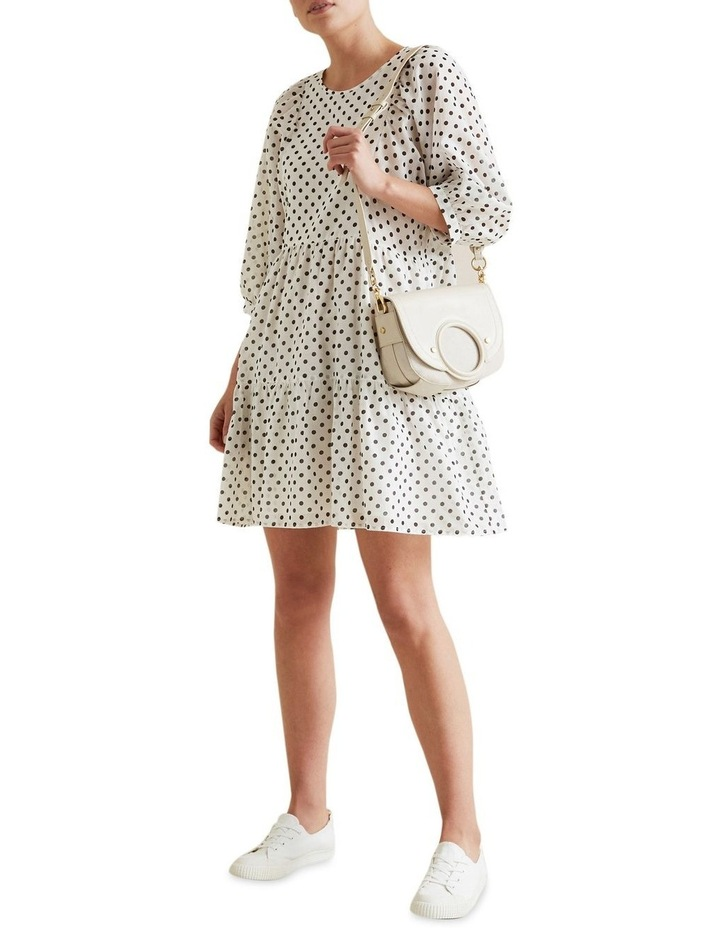 Tiered Spot Dress image 2