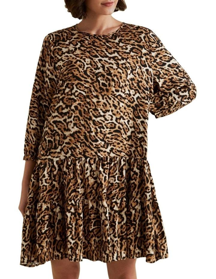 Leopard Swing Dress image 1