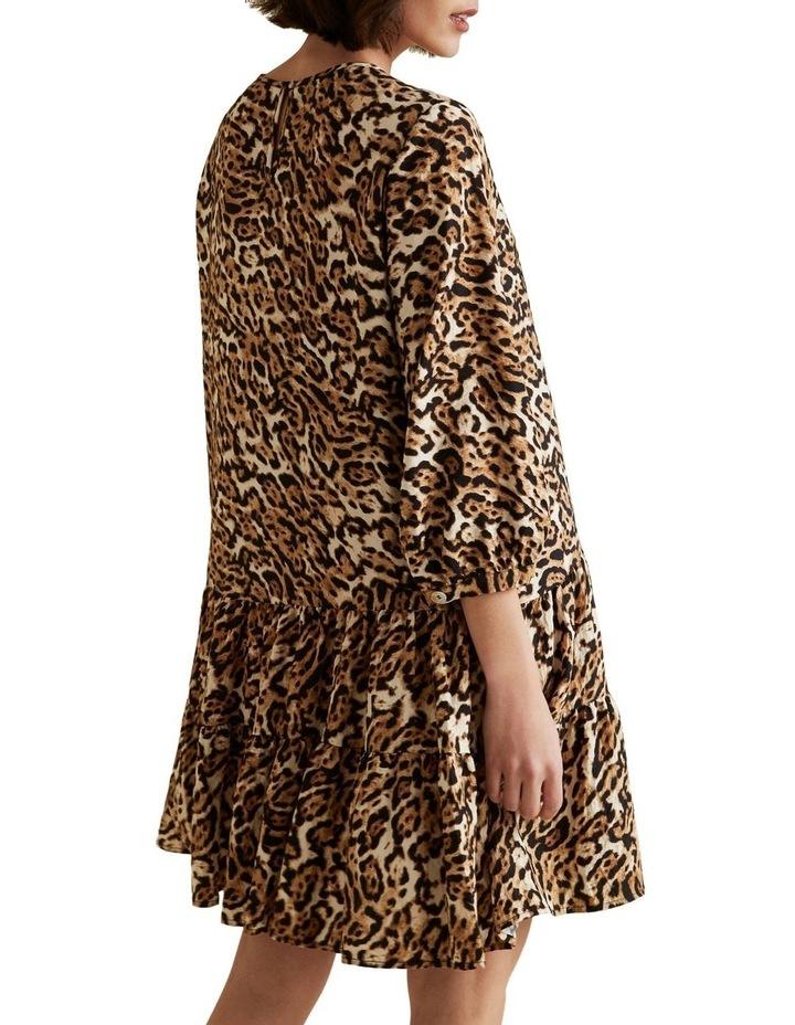 Leopard Swing Dress image 3