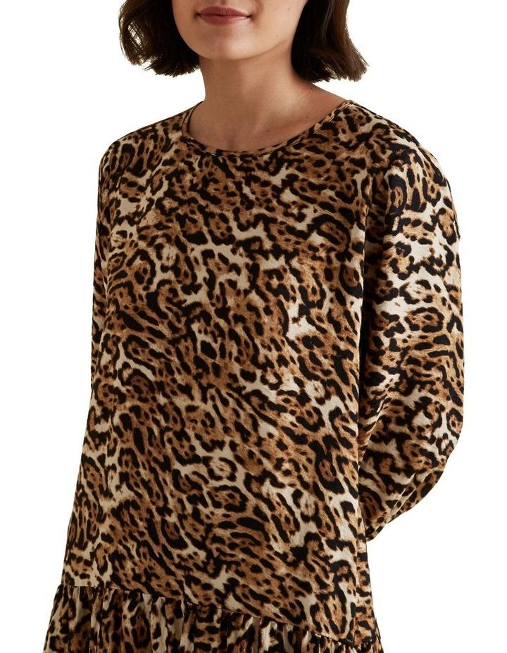 Leopard Swing Dress image 4