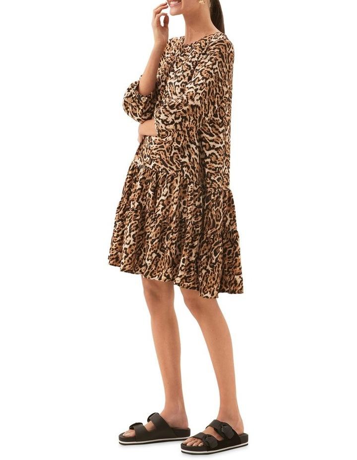 Leopard Swing Dress image 5
