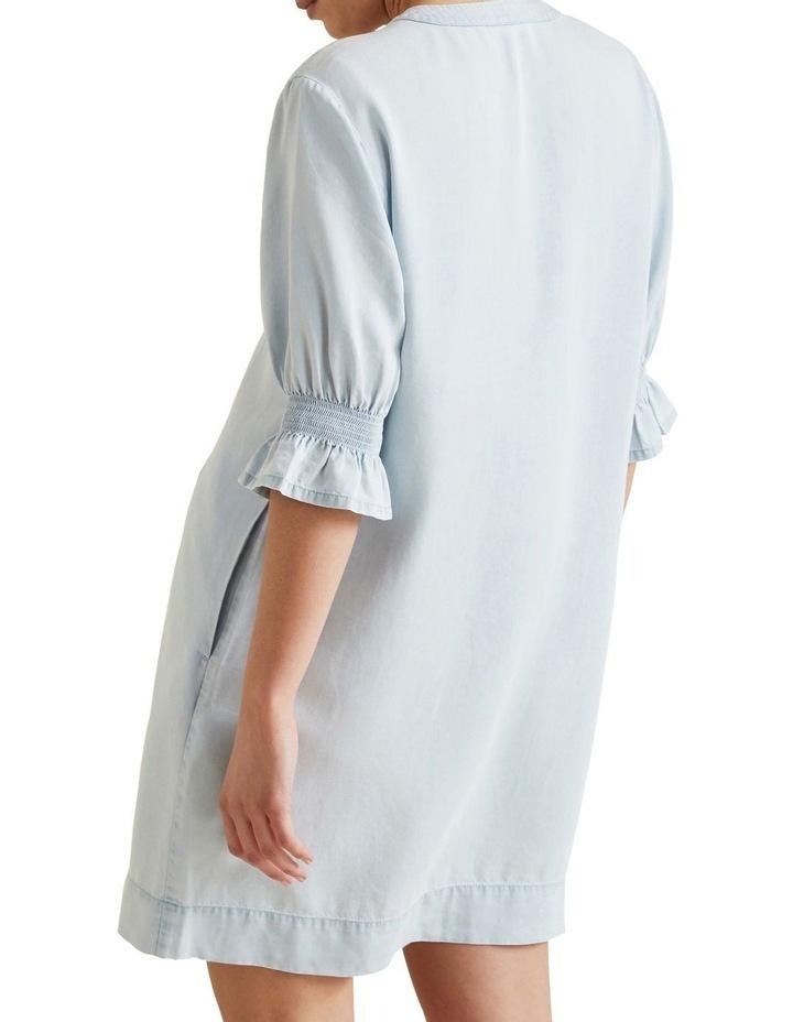 Tencel Shift Dress image 3