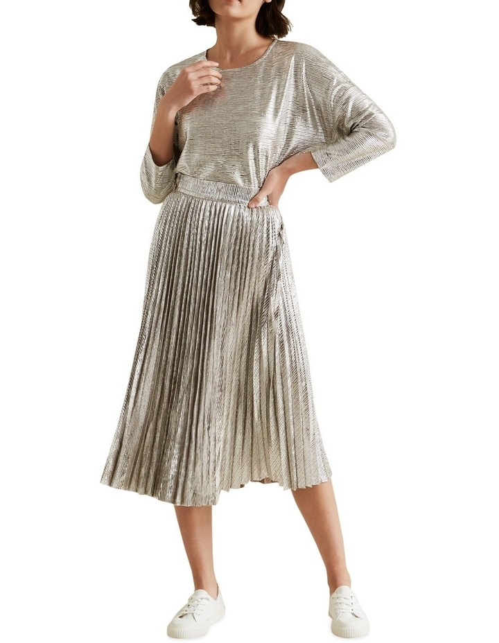 Metallic Skirt image 2