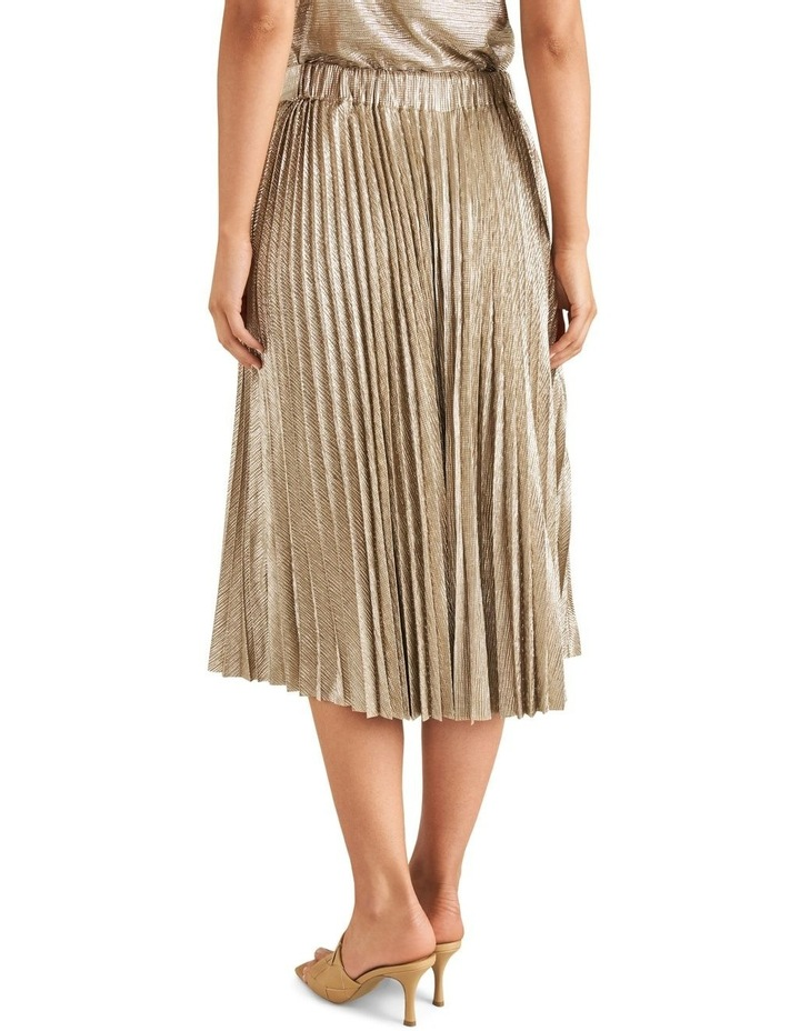 Metallic Skirt image 3