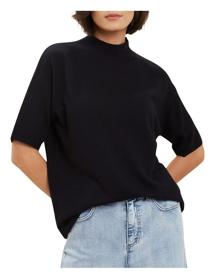 Mock Neck Sweater image 1