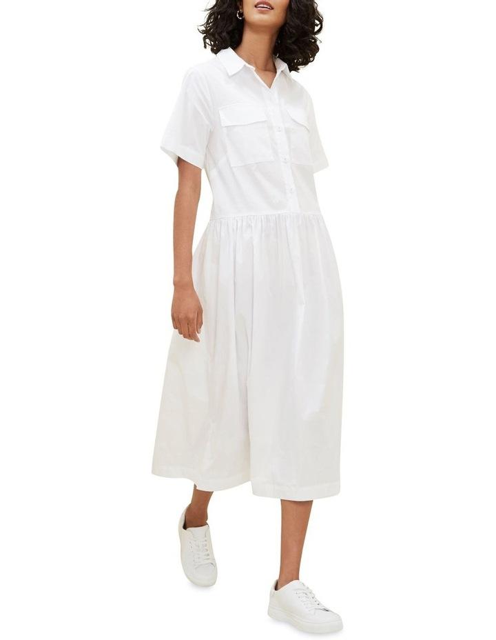 Boxy Shirt Dress image 2