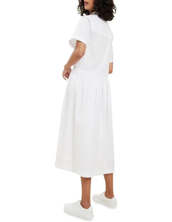 Boxy Shirt Dress image 3