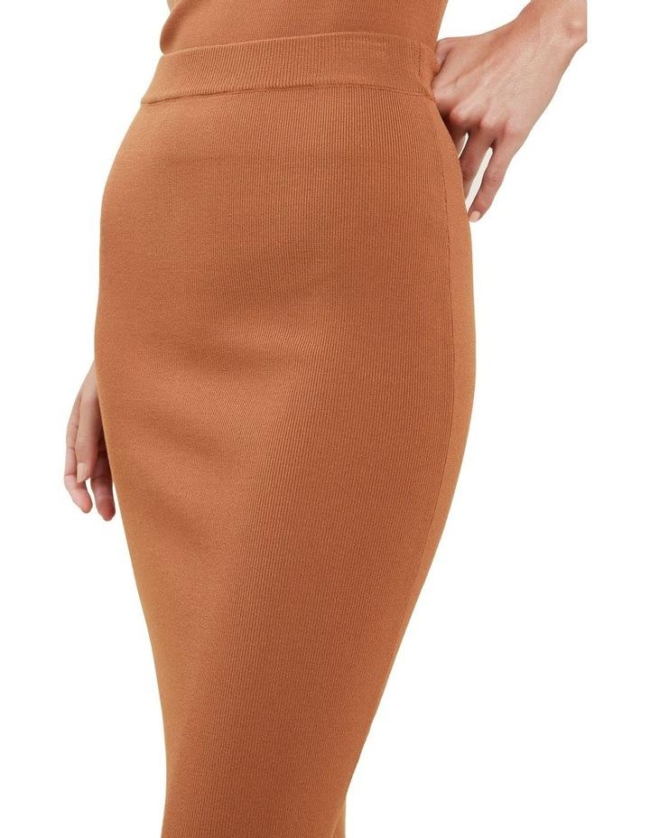 Crepe Knit Pencil Skirt image 4